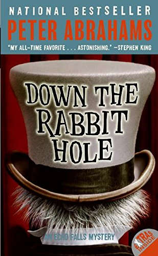 9780060737030: Down the Rabbit Hole (An Echo Falls Mystery)