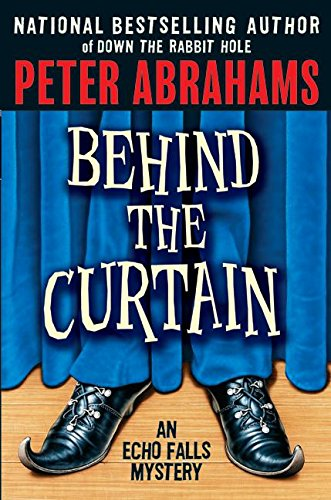 9780060737047: Behind the Curtain: An Echo Falls Mystery