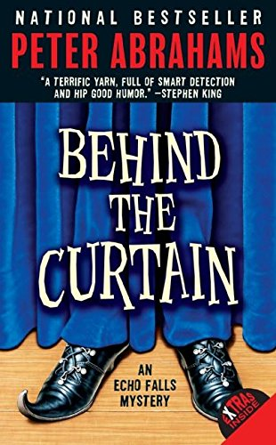 9780060737061: Behind the Curtain (Echo Falls Mystery)