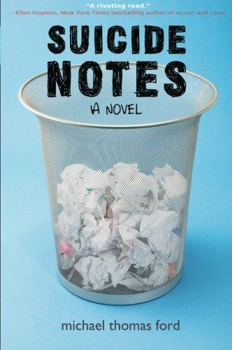 9780060737573: Suicide Notes