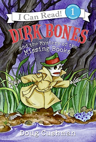 9780060737689: Dirk Bones and the Mystery of the Missing Books (I Can Read! - Level 1 (Hardcover))