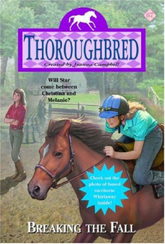 9780060738129: Breaking the Fall (Thoroughbred)