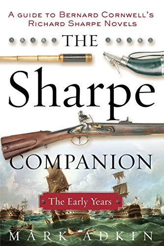 9780060738143: The Sharpe Companion: The Early Years