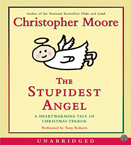 9780060738747: Stupidest Angel Unabridged CD, The