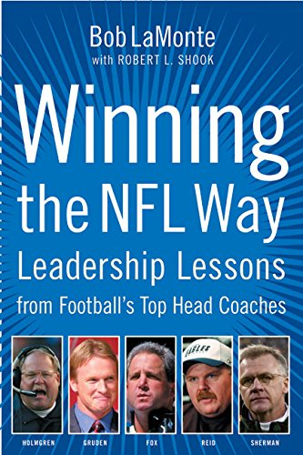 9780060738839: Winning the NFL Way: Leadership Lessons From Football's Top Head Coaches