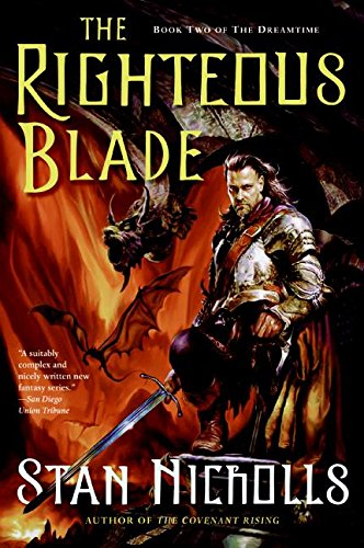 9780060738914: The Righteous Blade: Book Two of The Dreamtime
