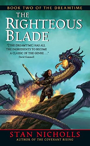 9780060738921: The Righteous Blade: Book Two of The Dreamtime