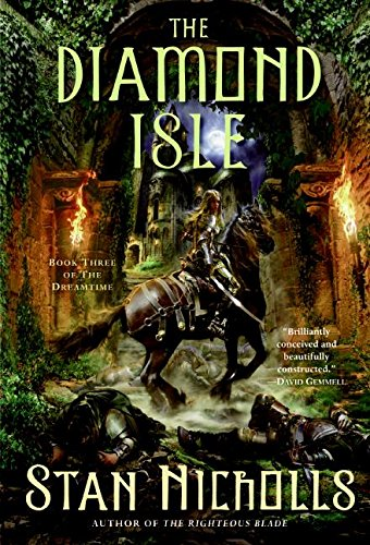 9780060738938: The Diamond Isle: Book Three of The Dreamtime