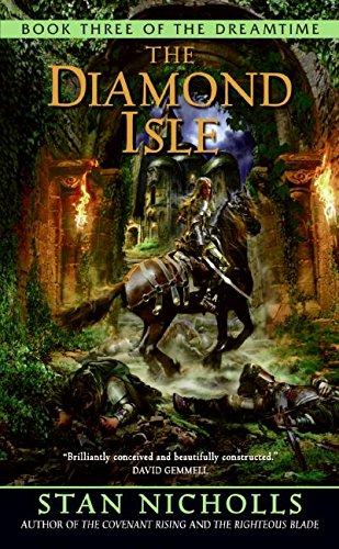 9780060738945: The Diamond Isle: Book Three of The Dreamtime (The Dreamtime Series)