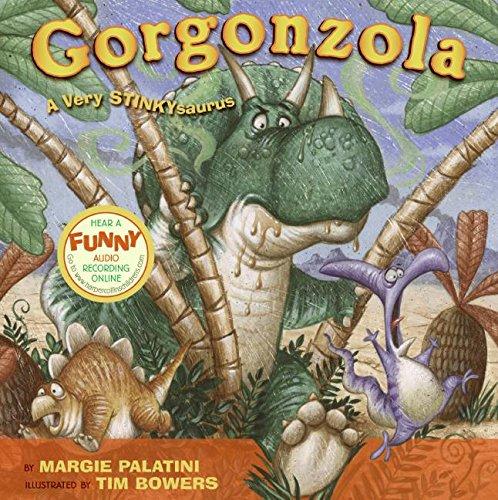 9780060738976: Gorgonzola: A Very Stinkysaurus