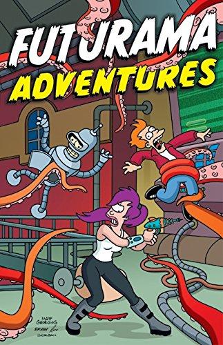 9780060739096: Futurama Adventures
