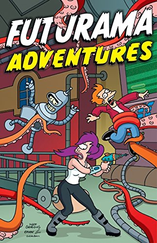 9780060739096: Futurama Adventures (Simpsons Futurama)