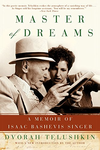 9780060739331: Master of Dreams: A Memoir of Isaac Bashevis, Singer