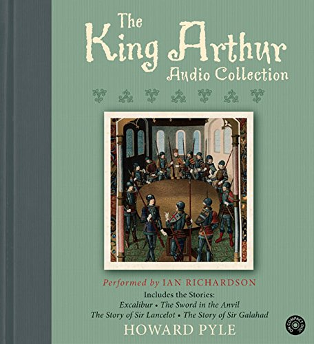 9780060739348: The King Arthur CD Audio Collection
