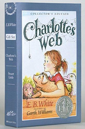 9780060739409: Charlotte's Web/Stuart Little Slipcase Gift Set