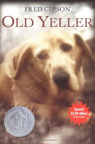 9780060739454: Old Yeller (Summer Reading Edition)