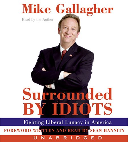 9780060740498: Surrounded by Idiots CD