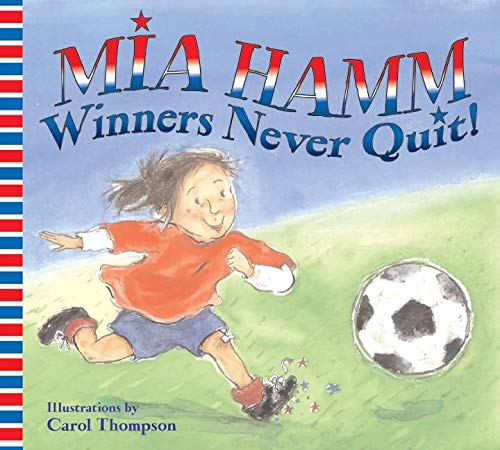 9780060740528: Winners Never Quit!