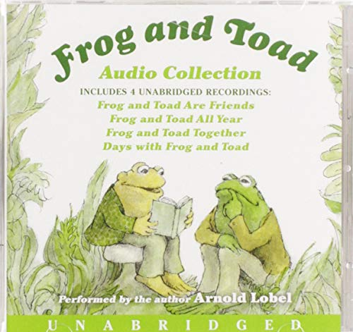 9780060740535: Frog and Toad CD Audio Collection (I Can Read! - Level 2)