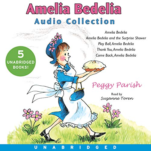 9780060740542: Amelia Bedelia CD Audio Collection (I Can Read Books: Level 2)