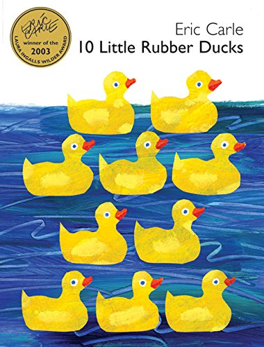 9780060740757: 10 Little Rubber Ducks