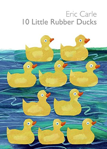 9780060740788: 10 Little Rubber Ducks Board Book