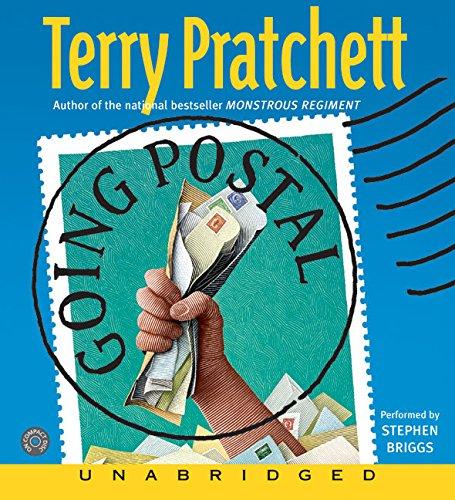9780060740887: Going Postal CD: A Novel of Discworld (Discworld Novels)