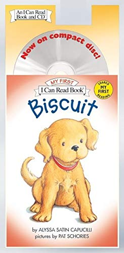 9780060741051: Biscuit Book and CD (My First I Can Read)
