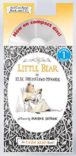 9780060741075: Little Bear [With CD] (I Can Read! - Level 1 (Quality))