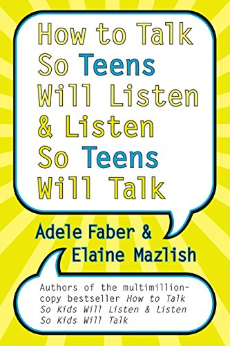 9780060741259: How to Talk So Teens Will Listen and Listen So Teens Will Talk