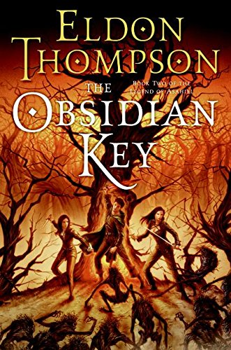 9780060741525: The Obsidian Key (Legend of Asahiel)