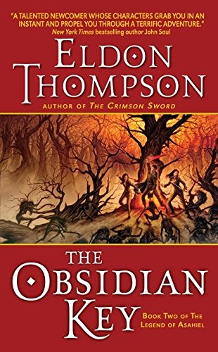 9780060741532: The Obsidian Key (Legend of Asahiel)