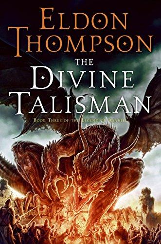 9780060741549: The Divine Talisman: Book Three of the Legend of Asahiel