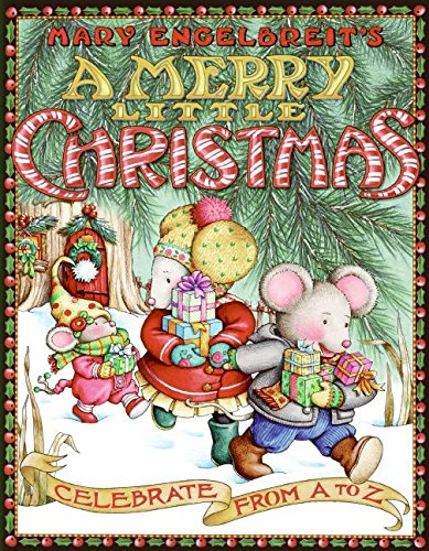 9780060741587: Mary Engelbreit's A Merry Little Christmas: Celebrate from A to Z