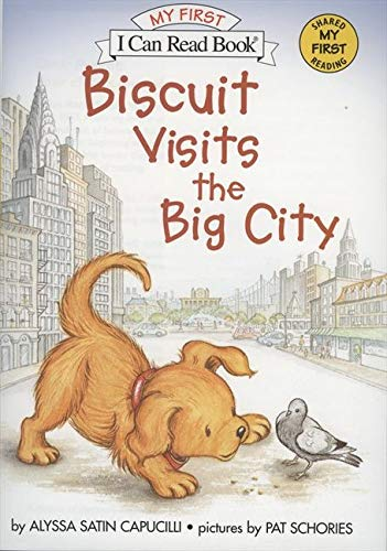 9780060741648: Biscuit Visits the Big City (My First I Can Read)