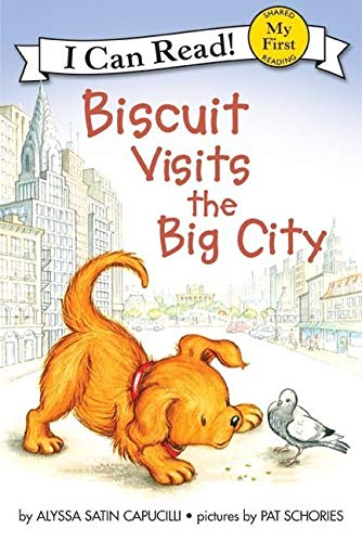 9780060741662: Biscuit Visits the Big City (My First I Can Read)
