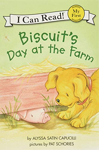 9780060741693: Biscuit's Day at the Farm (My First I Can Read)