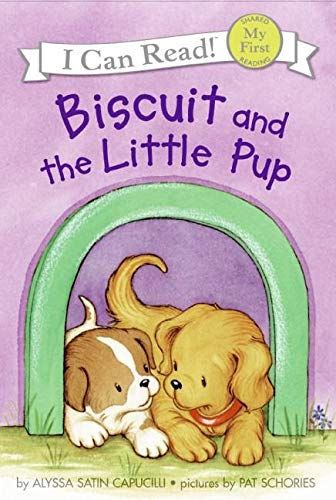 9780060741709: Biscuit and the Little Pup (My First I Can Read - Level Pre1 (Hardback))