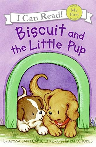 9780060741723: Biscuit and the Little Pup (My First I Can Read)