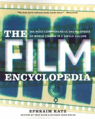 9780060742140: Film Encyclopedia