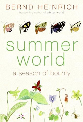 Summer World: A Season of Bounty (0060742178) by Heinrich, Bernd