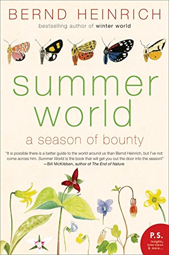 9780060742188: Summer World: A Season of Bounty