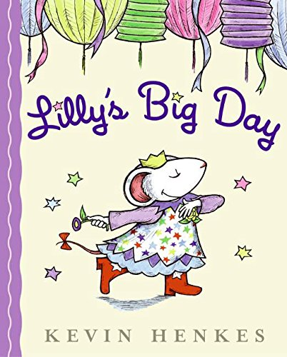 9780060742379: Lilly's Big Day