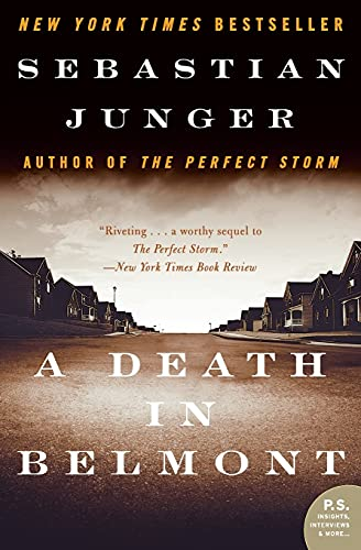 9780060742690: A Death in Belmont (P.S.)