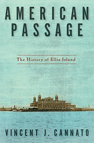 9780060742737: American Passage: The History of Ellis Island