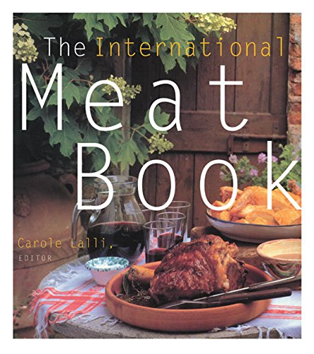 9780060742836: The International Meat Book
