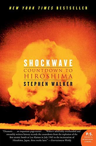9780060742850: Shockwave: Countdown to Hiroshima