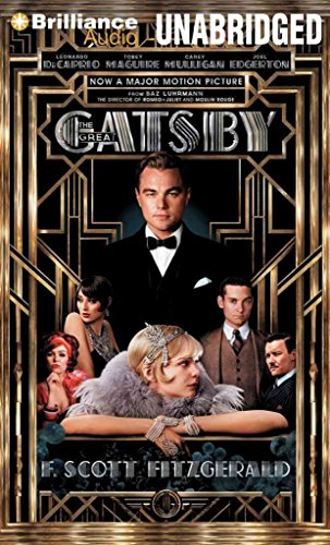9780060743383: The Great Gatsby CD SP