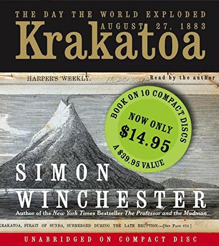 9780060743840: Krakatoa CD SP