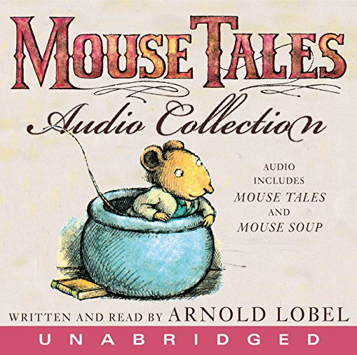 9780060743895: The Mouse Tales CD Audio Collection (I Can Read! - Level 2)